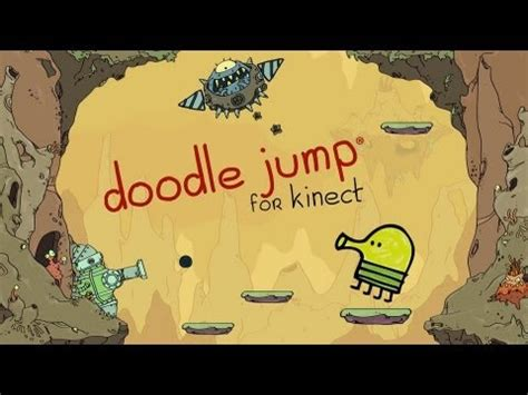 Doodle Jump For Kinect Gameplay Trailer