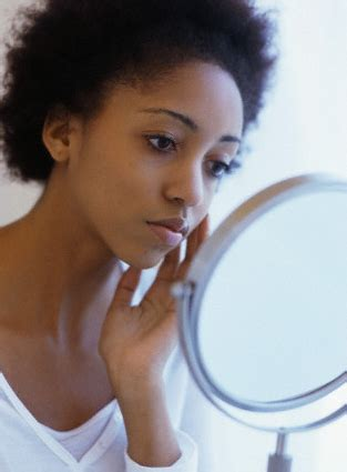 black woman looking in mirror looking in a mirror 171 ray mcdonald s blog