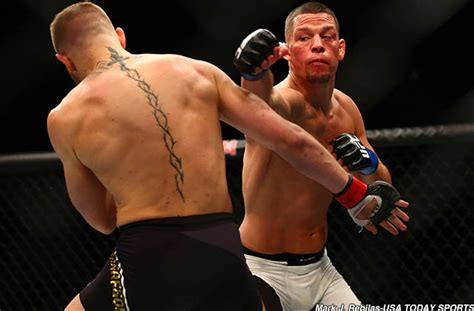 conor mcgregor back tattoo ufc 196 results nate diaz shocks conor mcgregor with