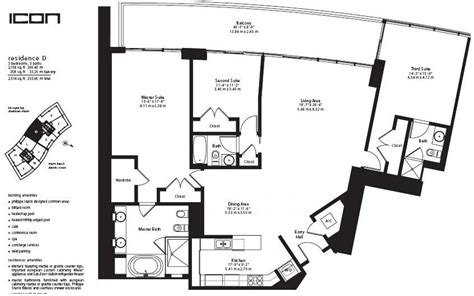icon condo floor plan icon south beach floor plans south home plans ideas picture