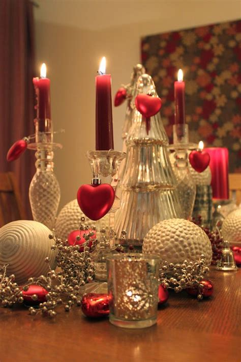 valentines table decorations valentine table decor winter pinterest beautiful 16