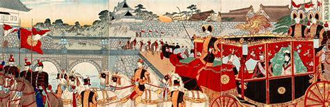 era tokugawa tokugawa period and meiji restoration facts summary