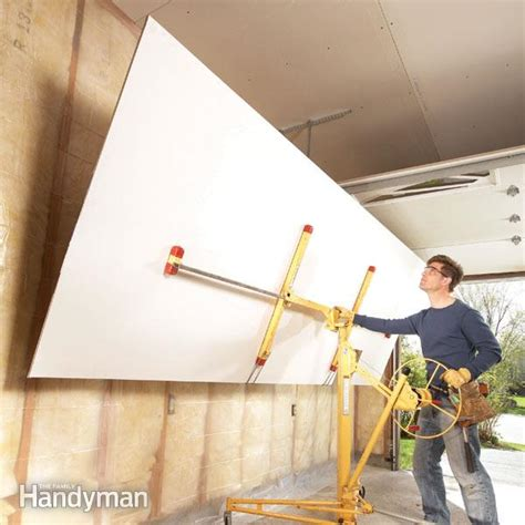 Garage Wall Insulation Tips by Garage Remodel Tips The Family Handyman