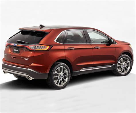 2017 Ford Edge by New Features And Design Refresh For 2017 Ford Edge