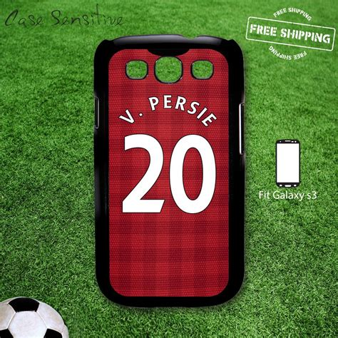 Casing Samsung Galaxy 1 Manchester United 2 Custom Hardcase persie manchester united shirt custom samsung galaxy s3 united ebay