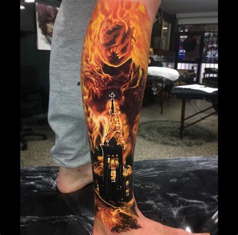 new tattoo lotion burning burning church pinterest churches tattoo and tatting
