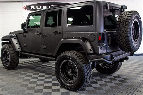 jeep rubicon black 2017 jeep wrangler rubicon unlimited black line x vehicles