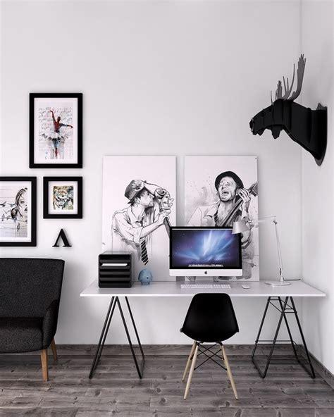 stylish office 50 stylish scandinavian home office designs digsdigs