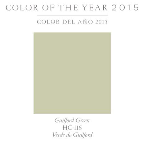 benjamin moore color of the year paint colors of 2015 a farmhouse reborn