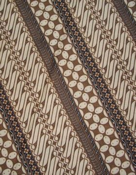 Kain Batik Parang Barong Dan Broklat 1 batik adalah identitas makna motif batik parang 1
