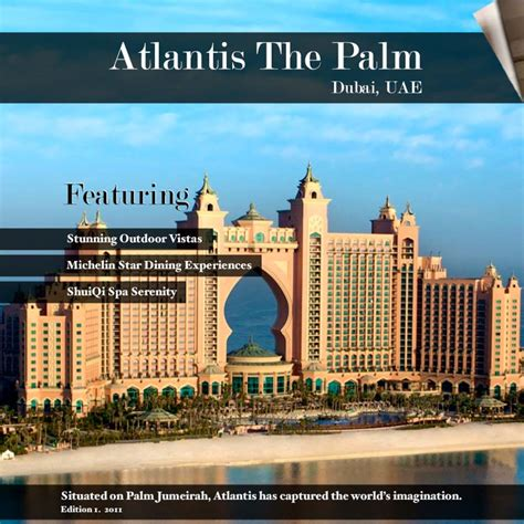 Arabian Home Decor by Atlantis The Palm Places To Visit In Dubai