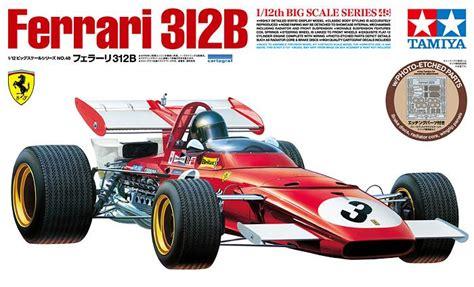 Mainan Rc F1 The Car Scale 112 1 12 312b 12048 tam12048 tamiya