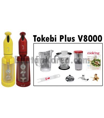 Juicer Tokebi tokebi plus v8000 buatan korea as seen on tv