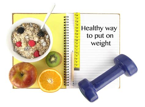 how to put weight on a how to put on weight fast
