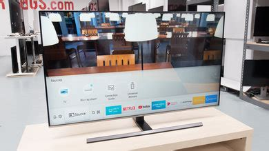 samsung tvs 2018 reviews and smart features rtings