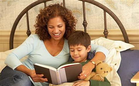 kids bed time stories does reading aloud to young children make a difference