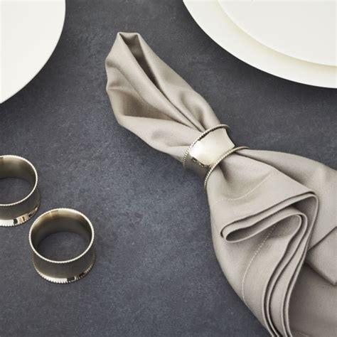 Bathroom Checklist emerson napkin ring crate and barrel