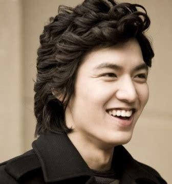 model rambut pria korea terbaru