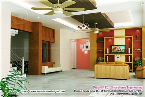 design engineer kerala home interior design by smarthome engineering thrissur