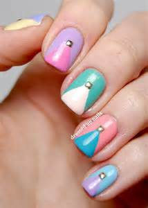 color nail designs todo unhas