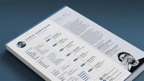 30 awesome psd portfolio and resume templates 85ideas