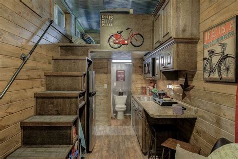 Cargo Container Cabin by Log Cabin Shipping Container Tiny Home