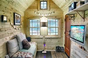 the tiny tack house wooden mobile home built trailer trailers builders