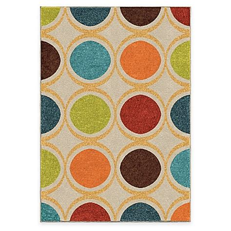 rugs with circles rugs circles area rug www bedbathandbeyond