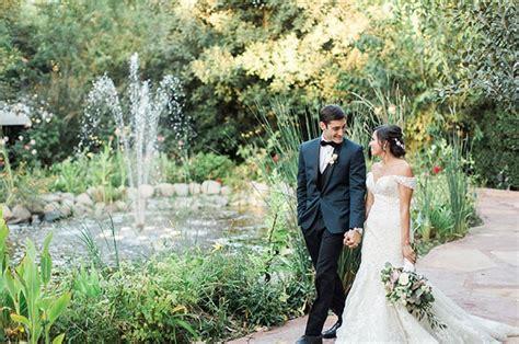 Secret Garden Moorpark by Enchanting Garden Wedding In Moorpark Artfully Wed