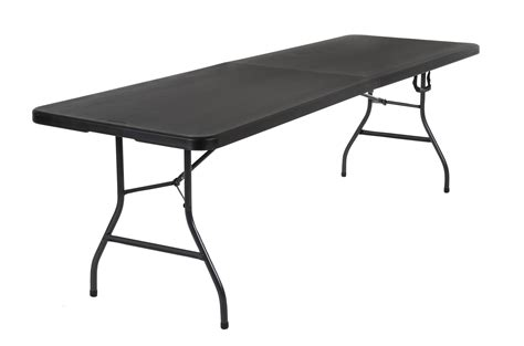 folding 8 table cosco products cosco deluxe 8 x 30 inch fold in