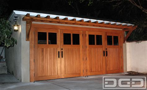 Swing Carriage Garage Doors by Real Carriage Doors Authentic Customized Swing Open