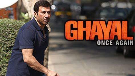 movie box office february 2016 sunny deol ghayal once again 2nd day box office collection