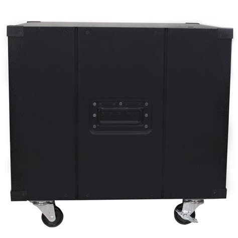 Rolling Server Rack by Portable Server Rack With Handles Rolling Cabinet 9u