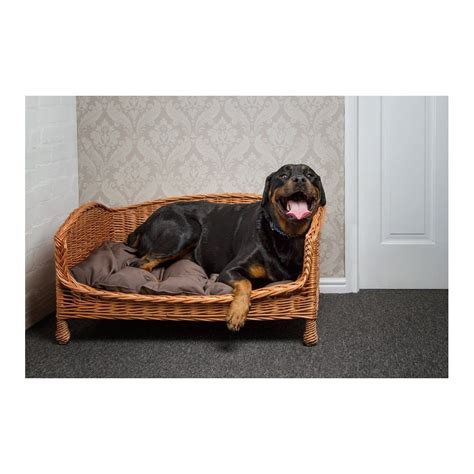 dog settees willow pet bed settee