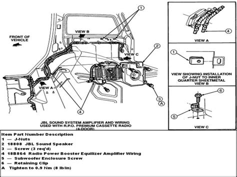bmw business radio wiring diagram wiring diagram with