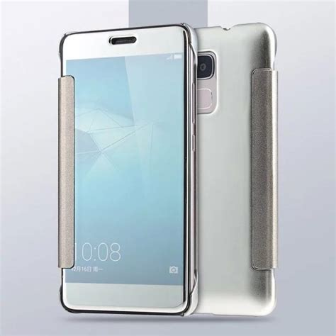 Iphoria Shining Oppo A51tt Mirror 5 Silver huawei honor 7 lite suojakuori peilipinta hopea