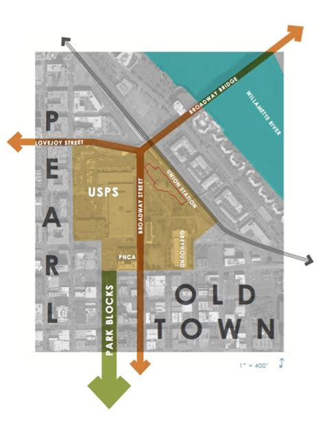 Portland State Mba Real Estate Development Program by Here S What The Northwest Post Office Site Could Look