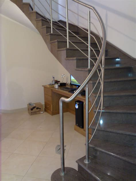 steel banister rails spiral stainless steel handrail stainless steel and metal acma malta