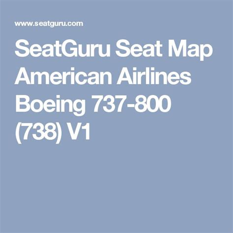 american airlines seating chart 737 1000 ideias sobre 737 800 seating no