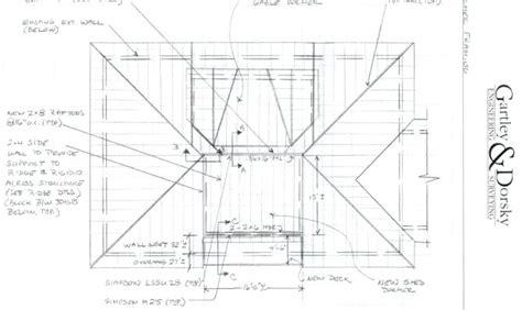 frame dormer shed roof shed dormer framing design amtframe org