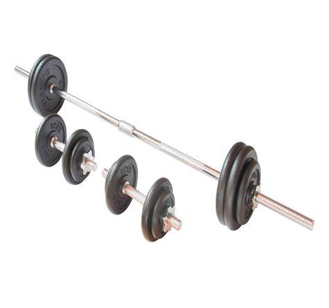 Barbell Set black barbell set 50 kg sports and ltd
