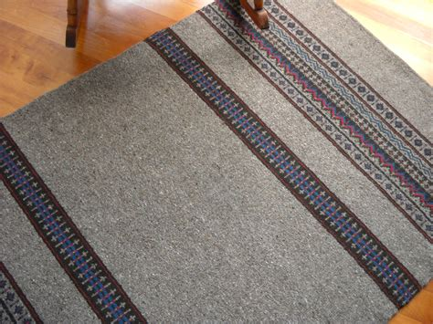 What Is A Flat Weave Wool Rug by Handwoven Wool Rug Large Flat Weave Rug Brown