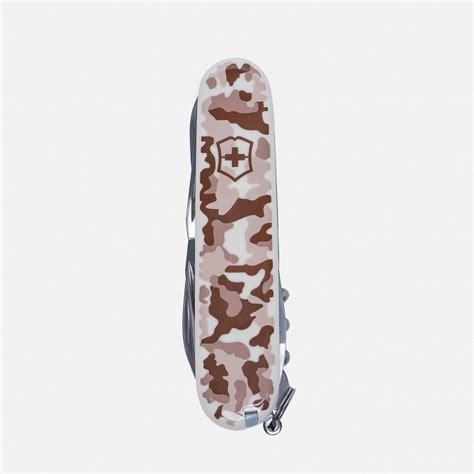 swiss army huntsman knife victorinox huntsman desert camouflage swiss army knives
