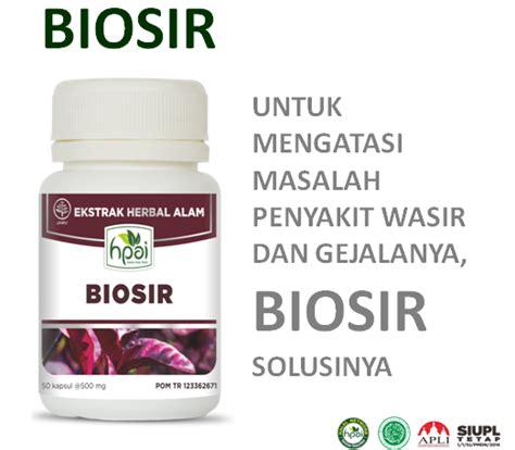 Obat Herbal Hpai Untuk Wasir biosir hpai obat wasir daun ungu jual biosir hpai di