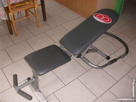 Banc De Musculation David Douillet by Bancs De Musculation Occasion Annonces Achat Et Vente De