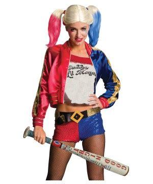 Sale Topi Baseball Squad Harley Quinn squad harley quinn baseball bat accessories