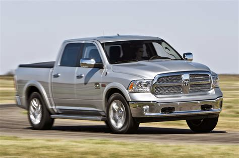 dodge ram truck of the year ram 1500 ecodiesel named 2015 green truck of the year by
