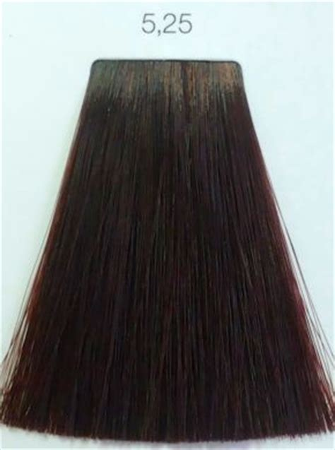 l oreal inoa no 3 brown with 20 volume 6 developer price in india buy l oreal l oreal inoa 5 25 light iridescent mahogany brown hair colar and cut style