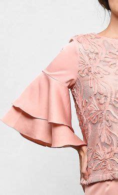 Dress Batik Terusan Peplum Sepan Formal Pesta Big Size Ukuran Besar Xl baju kurung moden lace minimalis baju raya 2016 fesyen trend terkini fesyen trend terkini