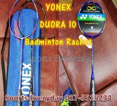 Raket Yonex Arcsaber Omega duora10 badminton racket ltd edition end 8 8 2019 11 15 pm